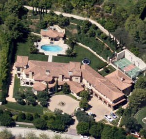 Barry Bonds' Beverly Park Estate for Sale