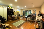 Huge extra living space currently used as in home studio